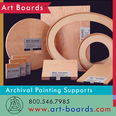 Art Boards™ Archival Art Supply making products for artists fo over 35 years.