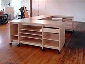 Art Studio Furniture by Art Boards™ Archival Art Supply.