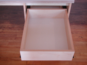 Art Boards™ Art Storage furniture drawers for storing art and art supplies.