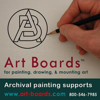 Archival Painting Supports by Art Boards™ Archival Art Supply.