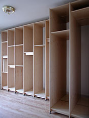 Art Gallery Storage System for Storing Fine Art; Paintings, Drawings, Prints, and Sculpture.