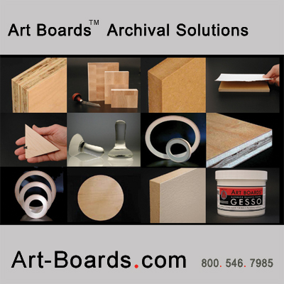Art Boards™  Archival Solutions for Making Art.