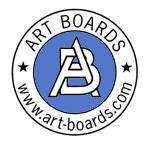 Satisfaction Guaranteed or full refund on All Art Boards™ Orders.