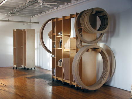 Art Storage System for storing art of any shape and size paintings.
