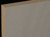 Gesso Primed Cotton Canvas Archival Art Panel