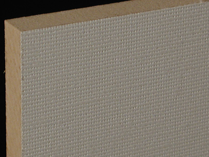 Art Boards™ acrylic primed gesso canvas panels for making art.