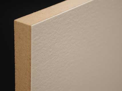 Arches Hot Press Paper mounted onto  Art Boards™ Natural Fiber artist panel.