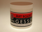 AcrylicPanel  Gesso for wood panels 16 oz.