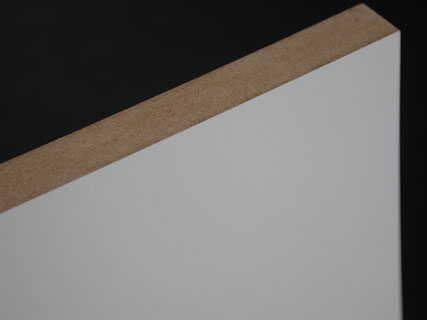 Art Boards™ Gesso Boards are balanced. The Gesso Art Panel is Gessoed on both the front and the back of each panel.