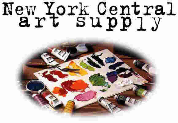 New York Central Art Suppies