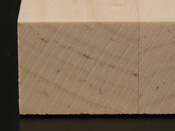"Plank Grain Maple Woodcut Blocks for Printmaking are .918"" thick by Art Boards™."
